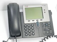 Cisco IP Phone 7942, CP-7942G. used in good condition, sold as working condition