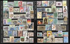 Retro Era!! Mini Japan Commemorative Stamps Collection Back in The Days