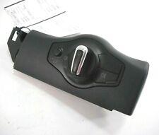 10 Audi A5 Headlight Head Light Lamp Control Switch W/ Trim Bezel OEM
