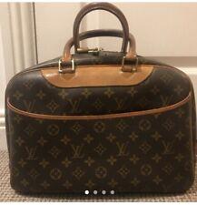luis vuitton Deauvill Monogram Hand Bag As New Bought In Dublin Brown Thomas