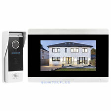 HOMSECUR Door Entry Video Intercom with IR Camera & Recording & Motion Detection