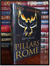 Pillars Of Rome ✎SIGNED✎ by JACK LUDLOW Mint 1st Edition First Printing Hardback
