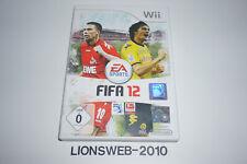 Nintendo Wii Spiel - Fifa 12