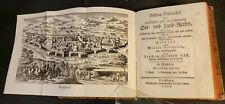 1828 THE MOST IMPORTANT & INTERESTING JOURNEYS: SIEBENBURGEN ROMANIA PERSIA