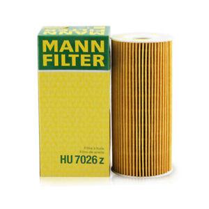 HU 7026 Z Mann Engine Oil Filter For PORSCHE CAYMAN BOXSTER 987 981 9A110722400