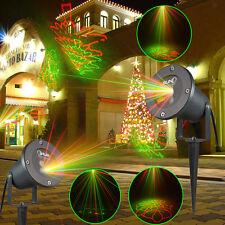 Stage Esterno Proiettore Laser Luce RG Stage DJ Giardino Illuminazione SUNY