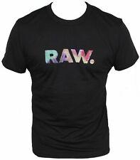 159afa14fb G-Star Raw Mens T-shirt in White Colour Size XS