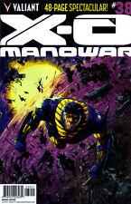 X-O MANOWAR #38 Tom Fowler VARIANT Cover 1:10