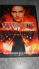 DVD V DE VENDETTA (V FOR VENDETTA)
