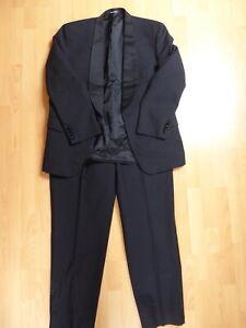 Pierre Cardin Classic Collection Evening Dinner Suit Tuxedo 42 Reg 36 Waist