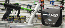 *BRAND NEW* Proto Matrix Rize Maxxed PMR Paintball Gun/Marker- Black/Lime DYE