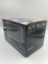Minolta Auto Bellows I for SLR Cameras IN BOX V01