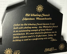 Old Whaling Church Coa08 Edgartown Massachusetts Shelia'S Made/Charleston Sc