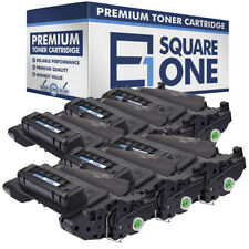 eSquareOne Compatible Toner Cartridge Replacement for HP 64A CC364A Black 6-Pack