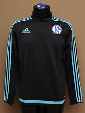 adidas Training Top Youth FC Schalke 04 2015/2016 Gr. 176 NEU OVP UVP 64,95