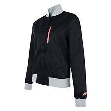 Nike Sportswear Destroyer Womens Popper Training Jacket Black 426747 010 R8C