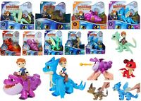 Dreamworks Dragons Rescue Riders Ages 4+ Toy Dragon Play Fly Rider Viking Gift