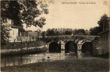 CPA Vaux-sur-Blaise Le Pont de la Blaise (616925)