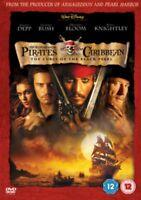 Pirates Of The Caribbean - la Maldición Del Black Pearl DVD Nuevo (BUA0030301)