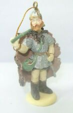 "Vintage Limited Edition Duncan Royale Christmas Ornament - ""Odin"""