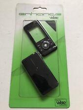 Sony Ericsson S500 Full Fascia Housing Cover Front Back Case Keypad Black