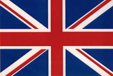 13373 British Flag Union Jack United Kingdom UK England Britain Sticker / Decal