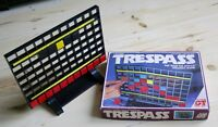 VINTAGE 1979  TRESPASS BY LAKESIDES GT - THE STOP THE ATTACK GAME - COMPLETE VGC