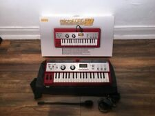 KORG microKORG XL Synthesizer/Vocoder Limited Edition Red / Special Edition Rot