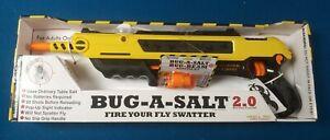 Bug-A-Salt 2.0 Salt Gun Fly Bug Pest w/ Bug-Beam Attachment
