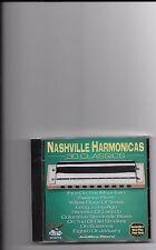 "NASHVILLE HARMONICAS, CD ""30 CLASSICS"" NEW SEALED"
