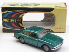 Politoys M 533 Fiat OSI coupe' 1200 S verde met. in scatola w/ box die cast 1/43