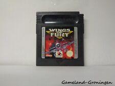 Nintendo Gameboy Color & GBA Game: Wings of Fury (EUR)
