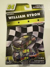 NASCAR AUTHENTICS 2018 Wave 2 *WILLIAM BYRON #24* Axalta Car with Magnet