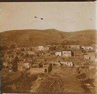 Marocco Bahlil Village Foto PL53L1n2 Stereo Placca Da Lente Vintage