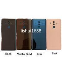 For Huawei Mate 10 Pro BLA-L09 BLA-L29 BLA-AL00 Back Cover case Rear Glass lens