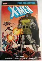 X-men Epic Collection: The Gift TPB by Chris Claremont, John Romita JR MARVEL TP