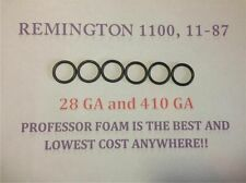 Remington 1100 11-87 28 GA & 410 GA Shotgun 6 Barrel Gas Seals O Ring LOW COST!