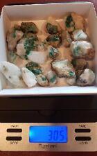 300 grams Emerald Rough Specimen Lot from Pakistan #4