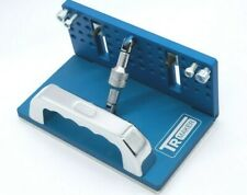 TR Maker Belt Grinder /Adjustable Knife Grinding Jig BLUE Color EXPRESS  SHIPPIN