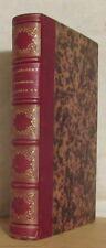 GONCOURT LES MAITRESSES DE LOUIS XV Firmin Didot 1860 originale relié BE
