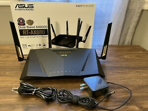 ASUS RT-AX88U Wireless Router in Original Box - Dual Band AX6000 - WiFi 6