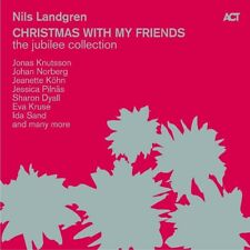 NILS LANDGREN -CHRISTMAS WITH MY FRIENDS THE JUBILEE COLLECTION  5 VINYL LP NEW+