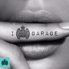 Ministry of Sound I Love Garage CD 5051275080124