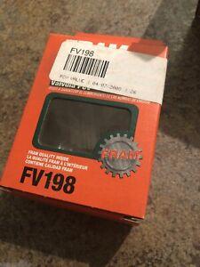 PCV Valve Fram FV198