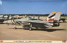 "1/48 Hasegawa F-14D Tomcat ""VF-2 Bounty Hunters Hunters Last Cruise"""