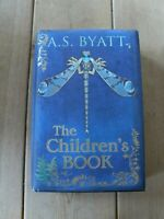 The Children's BOOK by A.S. Byatt (hardback,2009) -first edition