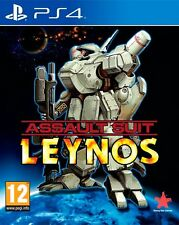 Assault Suit Leynos PS4 Game | BRAND NEW SEALED | SAME DAY DESPATCH