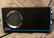 RealTone 1967 Portable Am/Fm Clock/Dual Alarm Radio Rt212L
