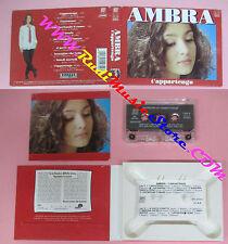 MC AMBRA ANGIOLINI T'appartengo CARTONATA italy RTI 1074 - 4 no cd lp dvd vhs