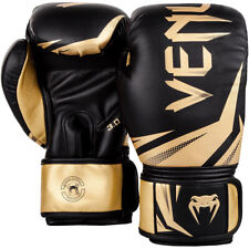 Venum Challenger 3.0 Training Boxing Gloves - Black/Gold